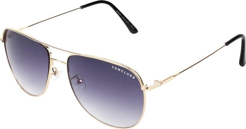 39eb807de7 Buy TOMCLUES Rectangular Sunglasses Grey For Boys   Girls Online ...