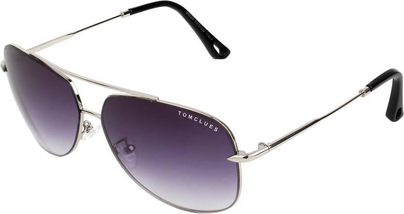 5c7f2ad9e8 Buy TOMCLUES Rectangular Sunglasses Blue For Boys   Girls Online ...