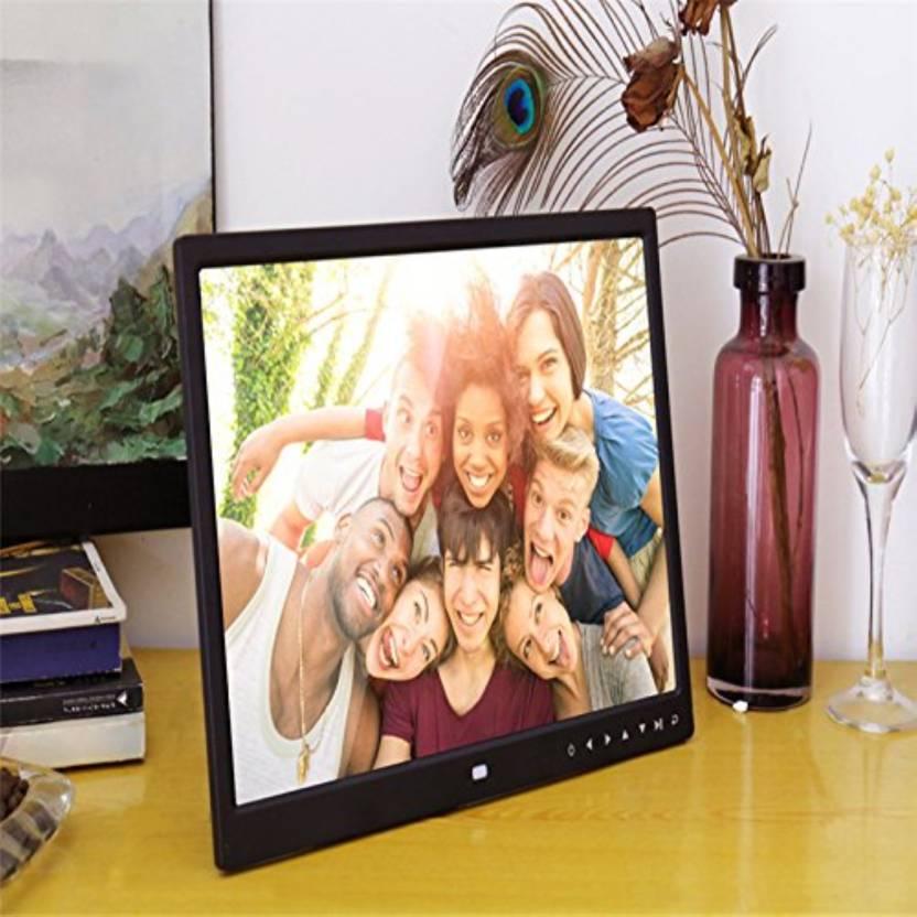 PremiumAV 15 inches Digital Photo Frame 15\'\' HD 1400 * 900 Wide ...