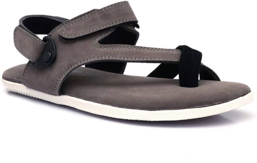028049404 Shoegaro Men Grey Sandals - Buy Shoegaro Men Grey Sandals Online at ...