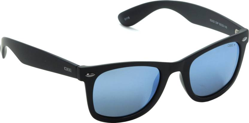 c0cf16b86 Buy IDEE Wayfarer Sunglasses Blue, Multicolor For Men & Women Online ...
