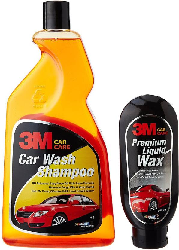 3M Auto Speciality Shampoo Car Washing Liquid Price in India