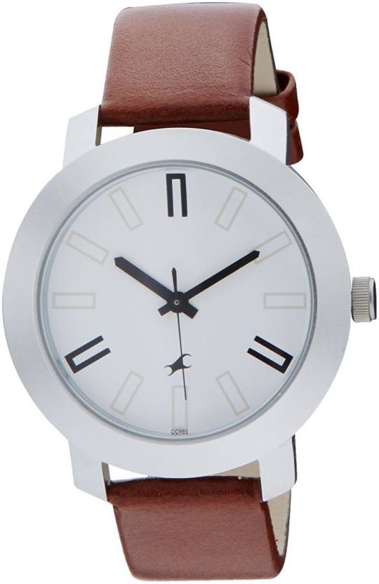 4f844fa5dc Fastrack Casual Analog White Dial Men's Watch - 3120SL01 Bare Basic Watch -  For Men - Buy Fastrack Casual Analog White Dial Men's Watch - 3120SL01 Bare  ...