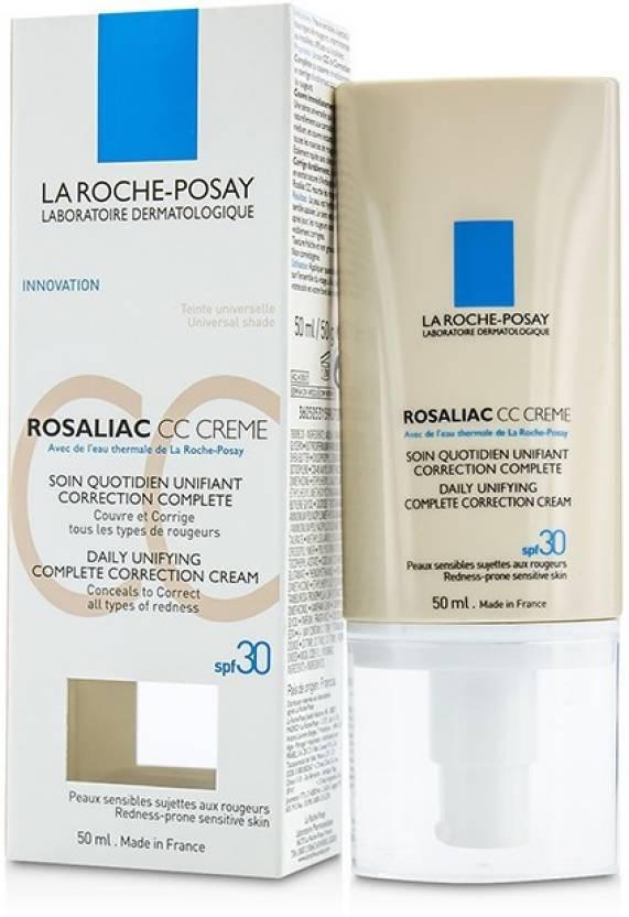Spf Roche Cream Cc Unifying Rosaliac 30 La Complete Posay Daily ikXTOPZu