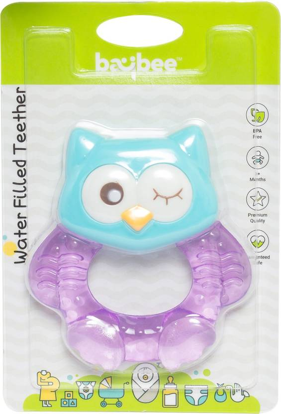 Baybee Bird Teething Toys for Best Baby Teether Massage. Molar Teeth Soother  with Soft Sensory 2e1031579a