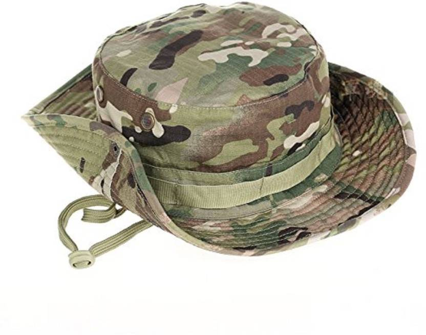 GW Graphic Print Tactical Sniper Camouflage Bucket Boonie Hat Cap - Buy GW  Graphic Print Tactical Sniper Camouflage Bucket Boonie Hat Cap Online at  Best ... 4bdcb7c090cc