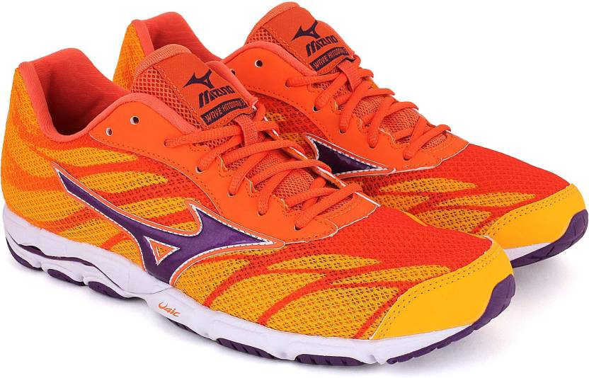 best authentic 8da2e f8da0 Mizuno WAVE HITOGAMI 3 Running Shoes For Women - Buy Mizuno ...