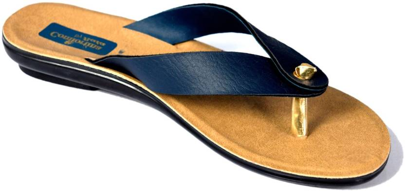 ee0fbe39e Bata PU Comfortina Flip Flops - Buy Bata PU Comfortina Flip Flops Online at  Best Price - Shop Online for Footwears in India