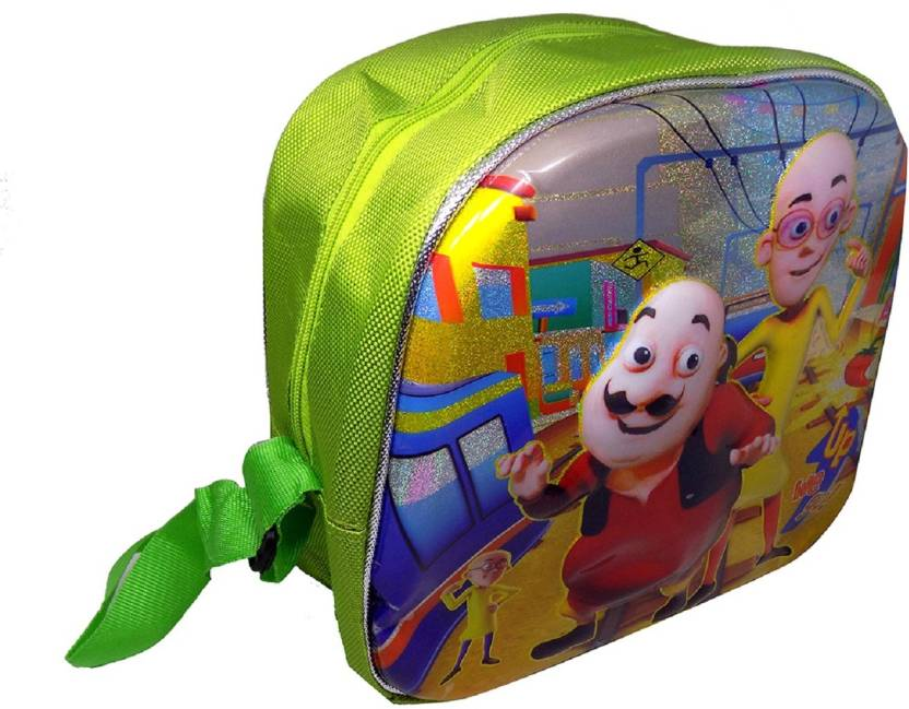 Majik Bag For Kids Birthday Return Gift Party Favor Schools Bags Girls Waterproof Multipurpose Green 10 Inch