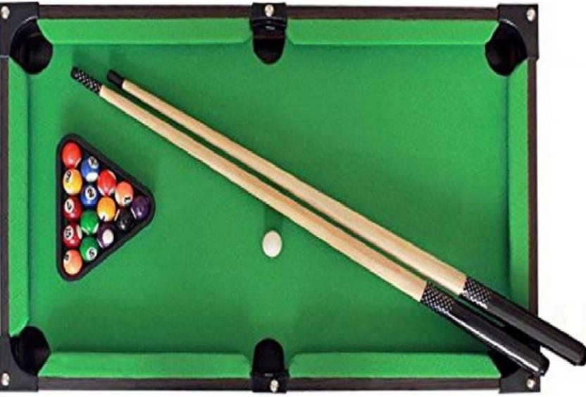 Gentle E Kart Billiard And Pool Table Set Junior Board