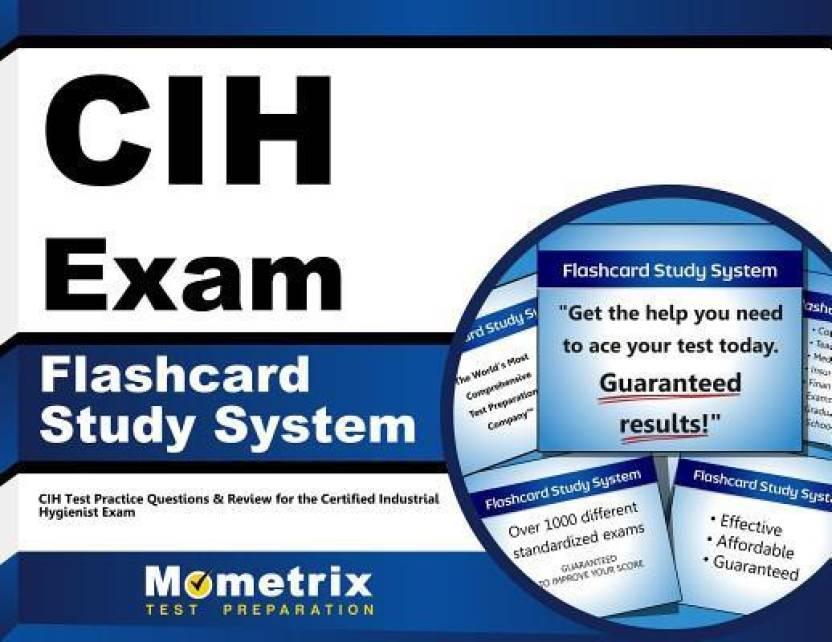 Cih Exam Flashcard Study System Cih Test Practice Questions