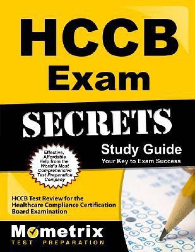 Hccb Exam Secrets Study Guide Hccb Test Review For The Healthcare