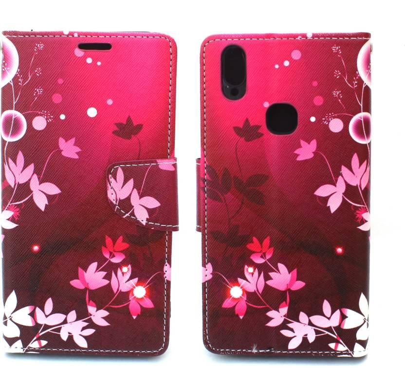 buy popular 824ca 1fe20 Fashion Flip Cover for Vivo V9