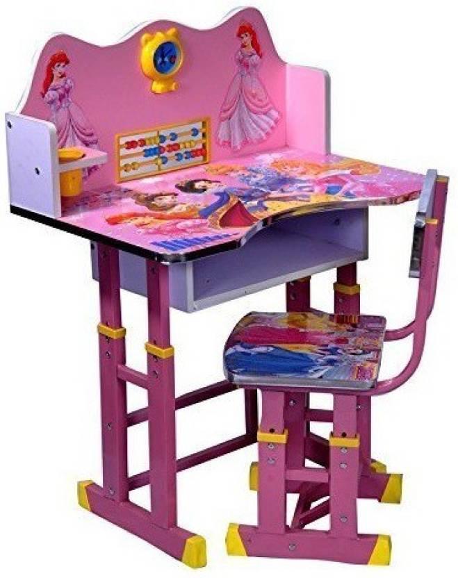 Iris Princess Kids Solid Wood Desk Chair