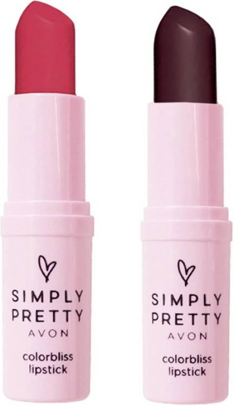 Avon Anew Simply Pretty Colorbliss Matte Lipstick Price In India