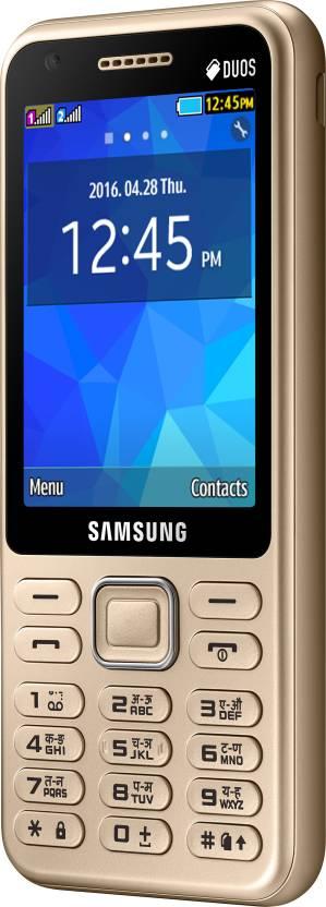 Samsung Metro XL(Gold)