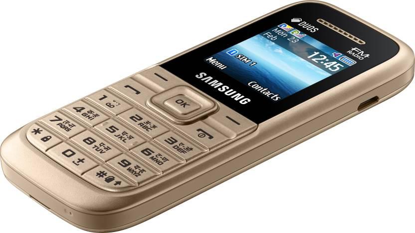 Samsung Guru FM Plus(Gold)