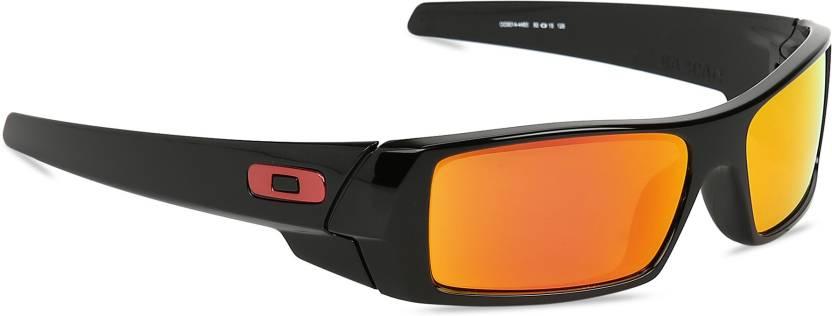 16f1b887ef Buy Oakley GASCAN Sports Sunglass Red For Men   Women Online   Best ...