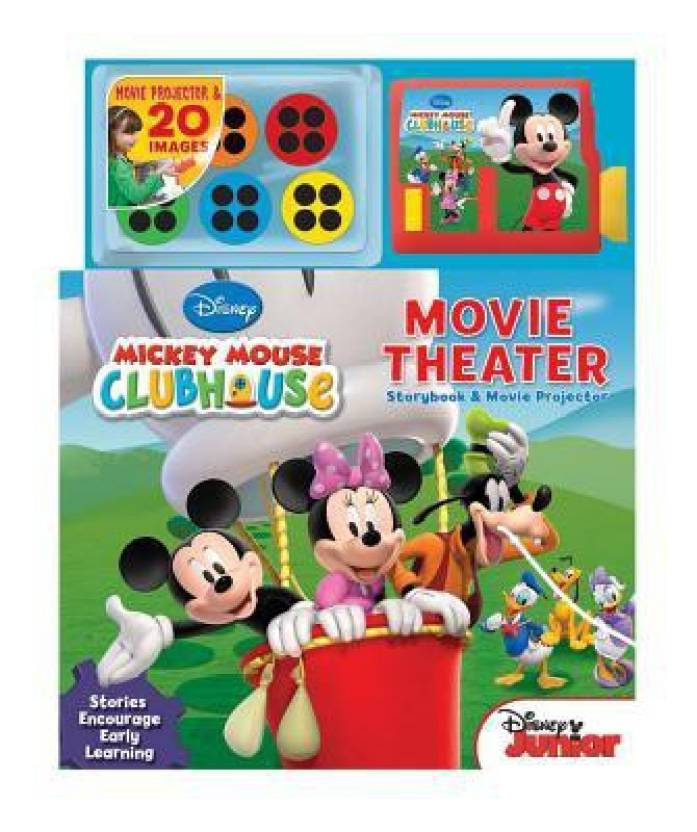 disney mickey mouse clubhouse movie theater buy disney mickey