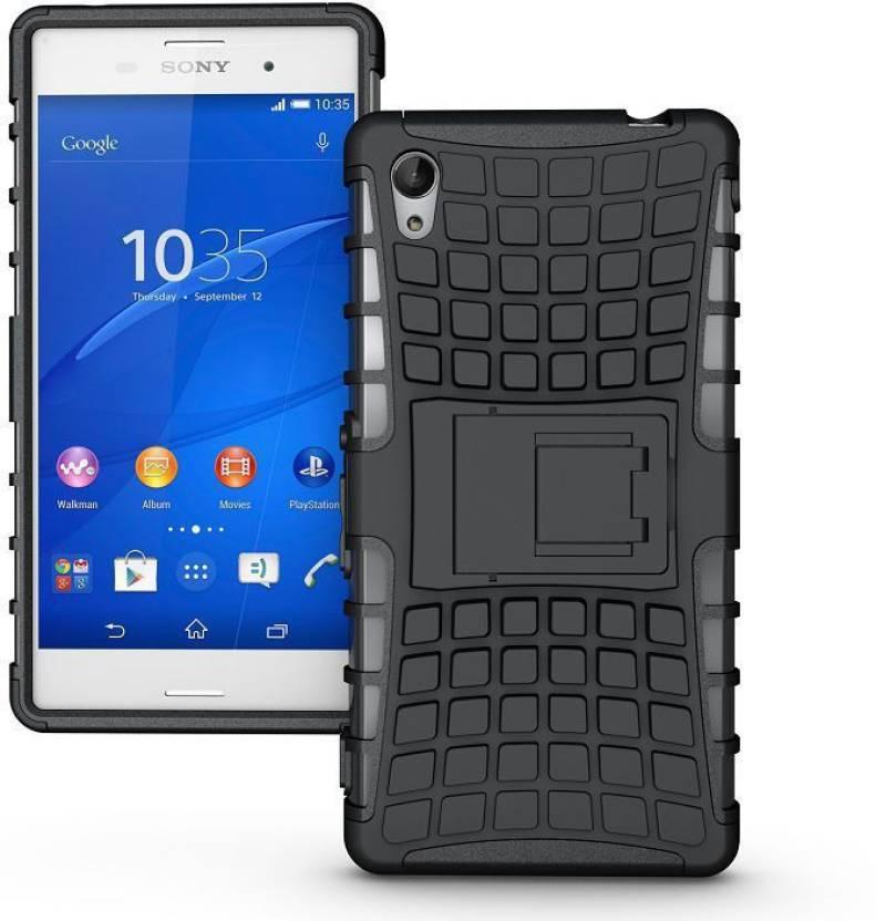 best loved e2a8f 5bd71 Flipkart SmartBuy Back Cover for Sony Xperia M4 Aqua