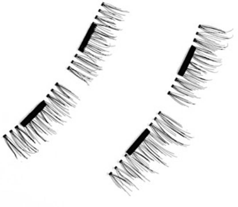 df3ebb9980a SBE 3D Magnetic Eyelashes,Reusable,No Eyelash Glue Lash Enhancer Beauty  Makeup Tool Reusable False Eyelashes Natural Soft Eye Lashes Extension for  Women 3D ...