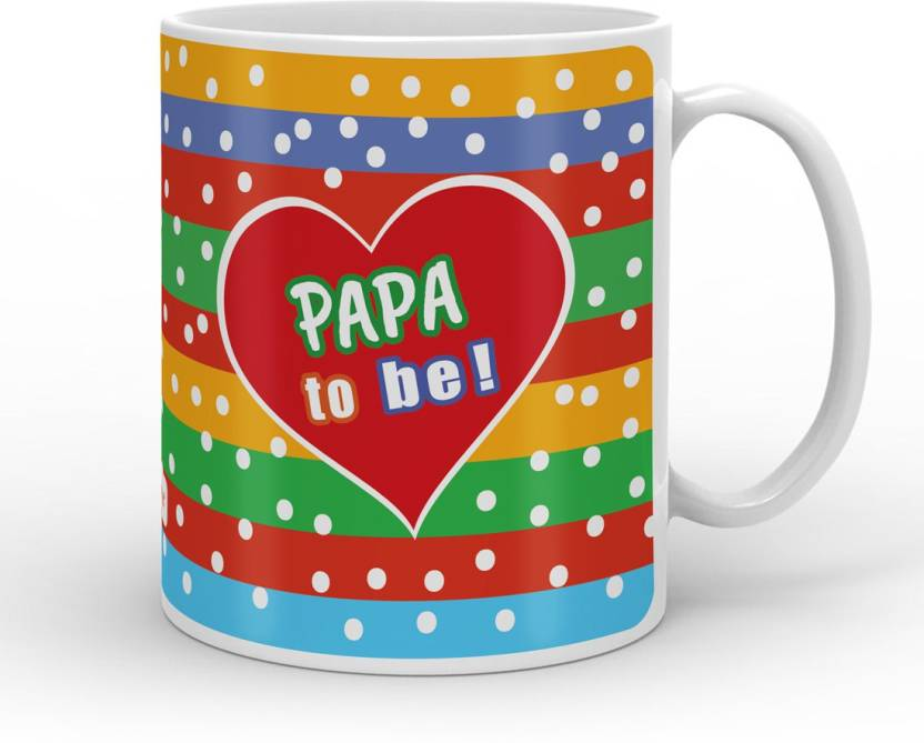 Indigifts Decorative Gift Items Fathers Birthday For Papa Dad Gifts Parents Anniversary Mom To Be Quote Ceramic