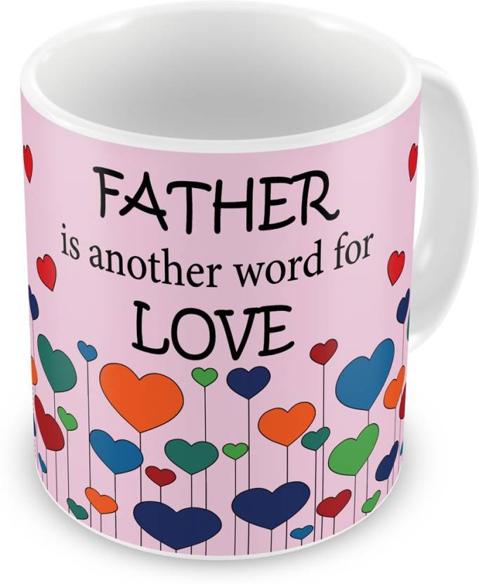 Indigifts Decorative Gift Items For Papa Fathers Birthday Dad Gifts Parents Mom Father Is Another Name Of Love Quote