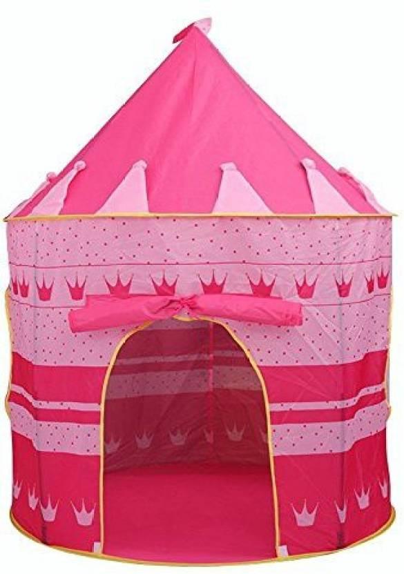 premium selection bd39a c26b5 BlueSnail Children Play Tent Pop Up Princess Castle ...