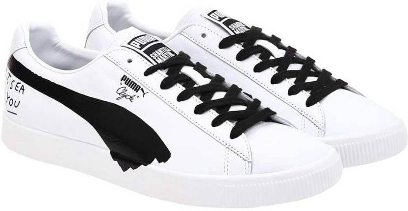 b97cfdee97468a Puma Clyde SM Sneakers For Men - Buy Puma Clyde SM Sneakers For Men ...