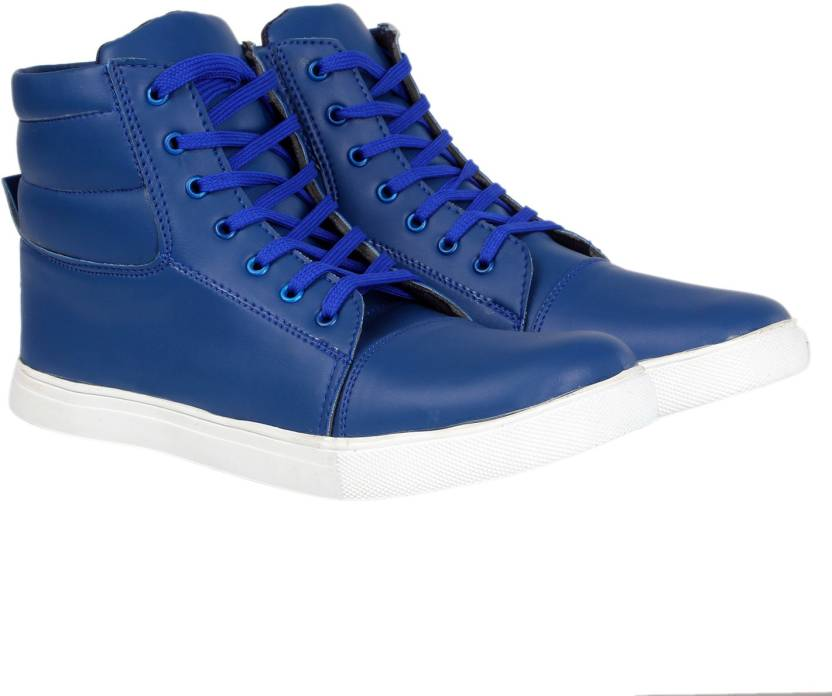 2f5210ad2 STYLE HEIGHT LONG SHOES Sneakers For Men - Buy Blue Color STYLE ...