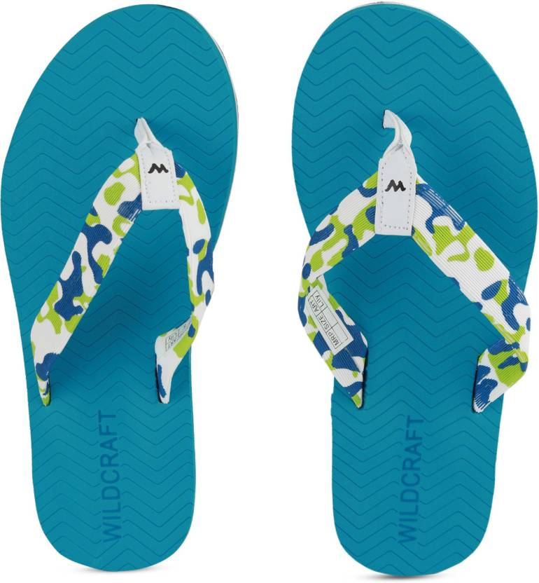0e16a18b5ed95c Wildcraft Lily Flip Flops - Buy Blue Color Wildcraft Lily Flip Flops Online  at Best Price - Shop Online for Footwears in India