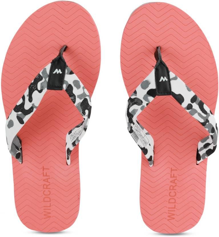 8bdcaf0ee70f8a Wildcraft Lily Flip Flops - Buy Coral Color Wildcraft Lily Flip Flops  Online at Best Price - Shop Online for Footwears in India