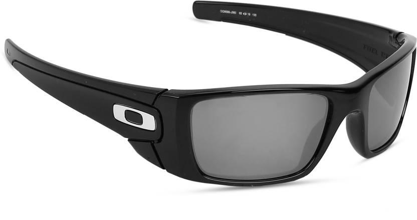 a33640d5527 Buy Oakley FUEL CELL Sports Sunglass Black For Men   Women Online ...