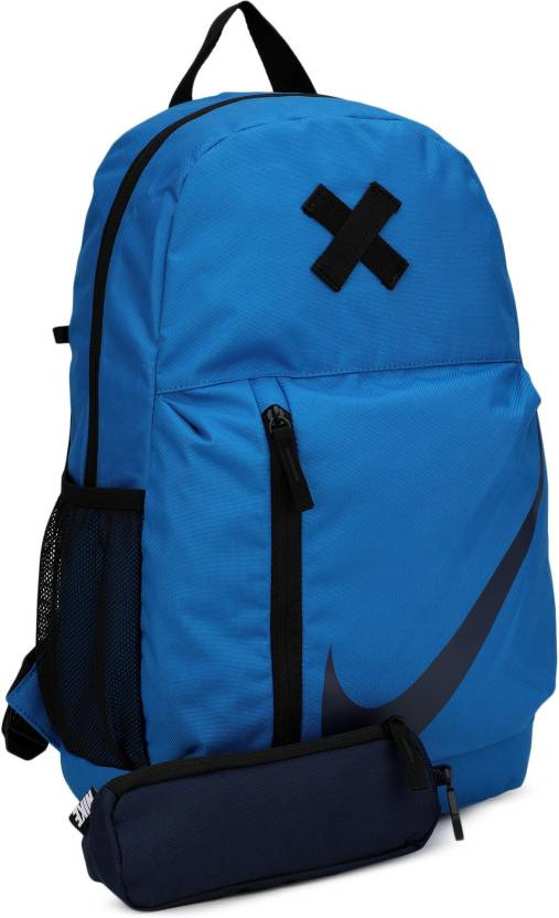 Nike Y NK ELMNTL B 8.66141732283465 L Laptop Backpack BLUE NEBULA ... 98f11ac18c