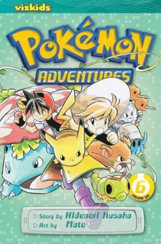 Pokemon adventures buy pokemon adventures by kusaka online at best pokemon adventures publicscrutiny Images