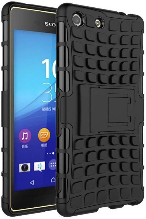 huge discount fda49 2dd16 Flipkart SmartBuy Back Cover for Sony Xperia M5 Dual