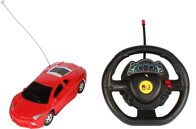 Car For Kids >> Kanchan Toys Super Steering Remote Control Car For Kids