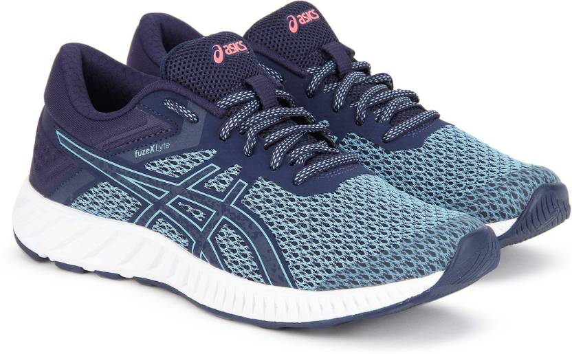 6923d893645d07 Asics fuzeX Lyte 2 Running Shoes For Women - Buy AIRY BLUE ASTRAL ...