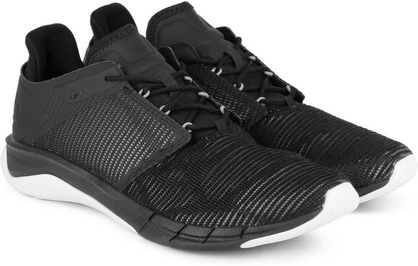 c3b13abe76174c REEBOK FSTR FLEXWEAVE Running Shoes For Women - Buy Black Color ...