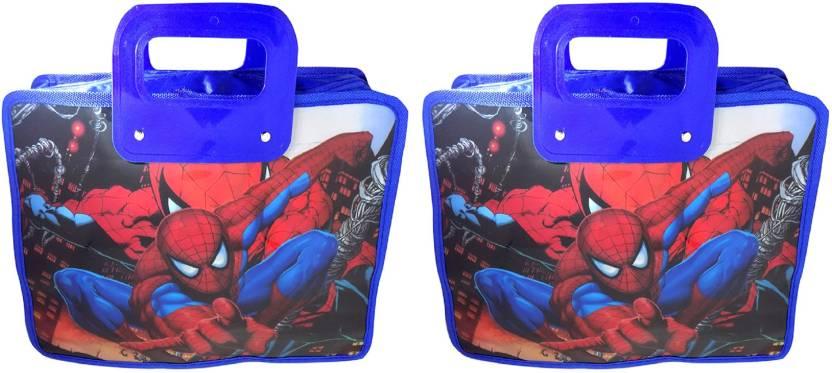 Majik Return Gifts Bags For Birthday Party School Boys And Girls Waterproof Multipurpose Bag