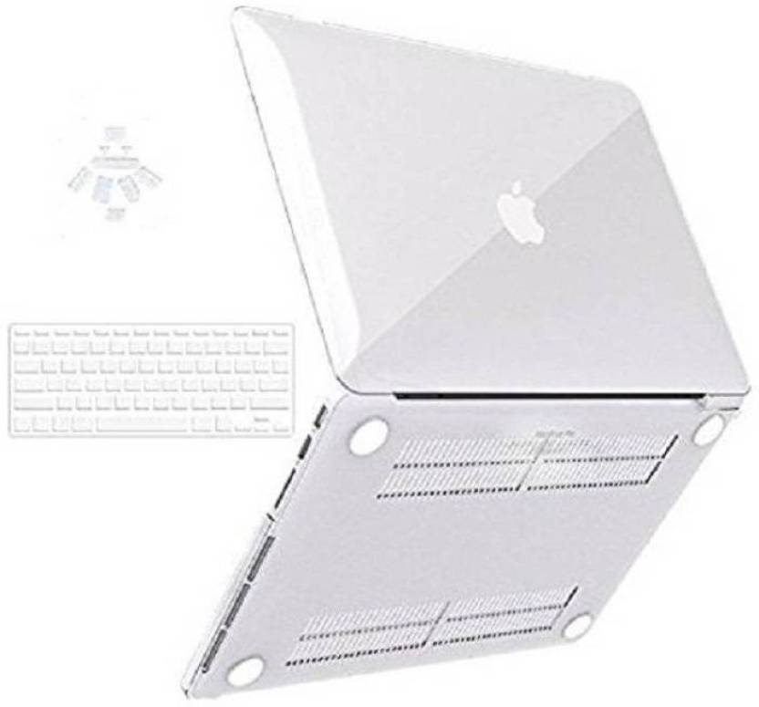 the latest c632c 30002 Midkart Transparent Full Clear Case Coverf or MacBook Air 13