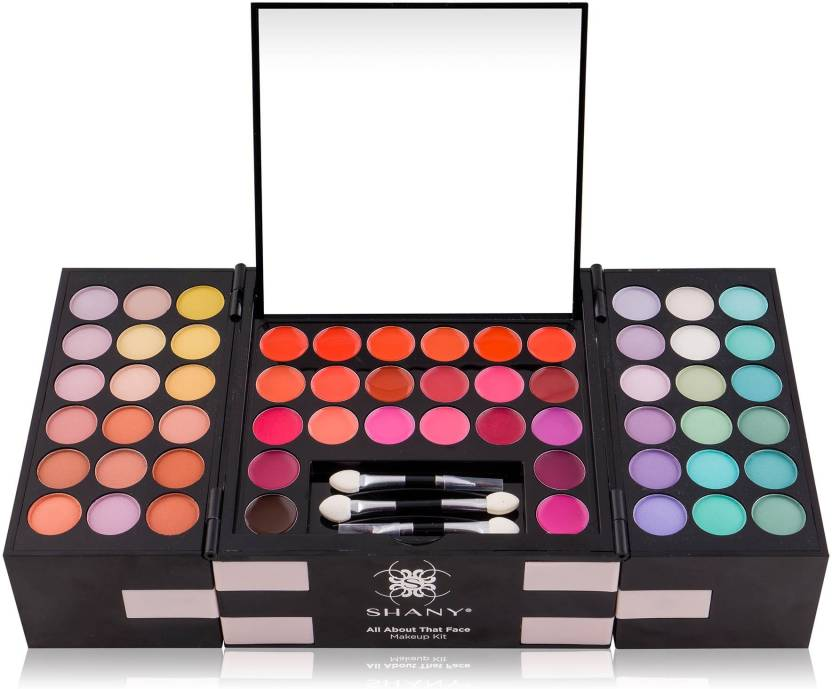 SHANY 'All About That Face' Makeup Kit - Price in India, Buy SHANY 'All About That Face' Makeup Kit Online In India, Reviews, Ratings & Features | Flipkart. ...
