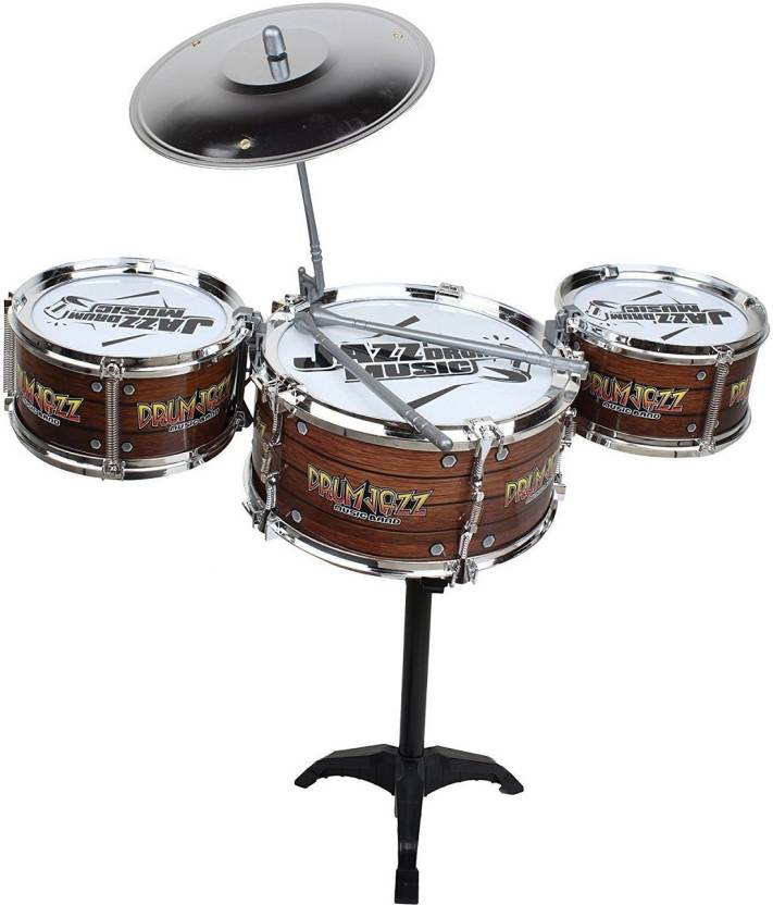 jaynil enterprise kids mini jazz drum percussion instruments with
