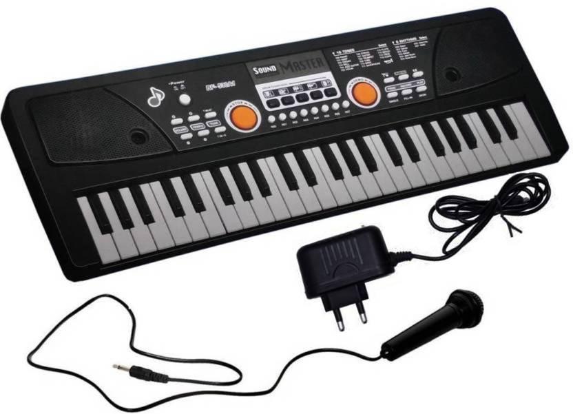 Bluekart Online 49 Key Piano Keyboard Toy for kids DC POWER