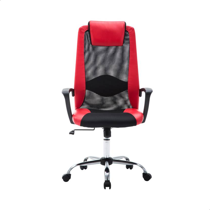 flipkart perfect homes rex fabric office executive chair price in