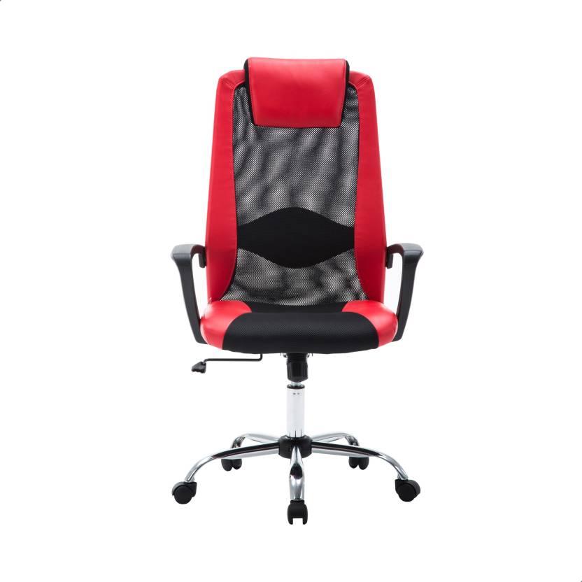 Flipkart Perfect Homes Rex Fabric Office Executive Chair