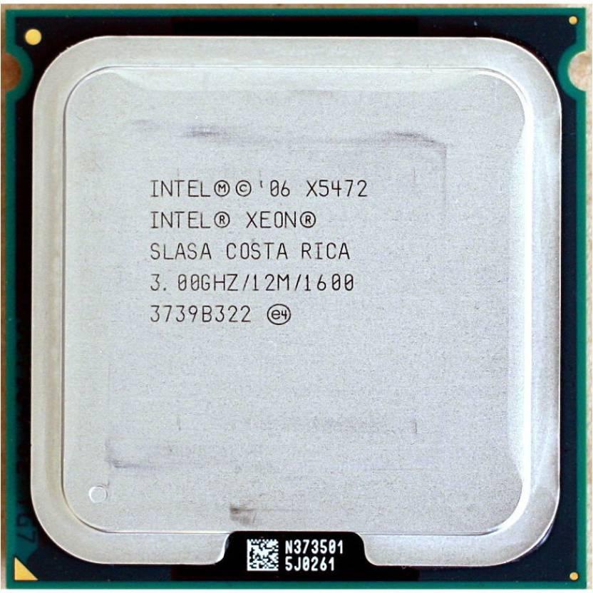 Intel 3 0 LGA 775 xeon-x5472 Processor - Intel : Flipkart com