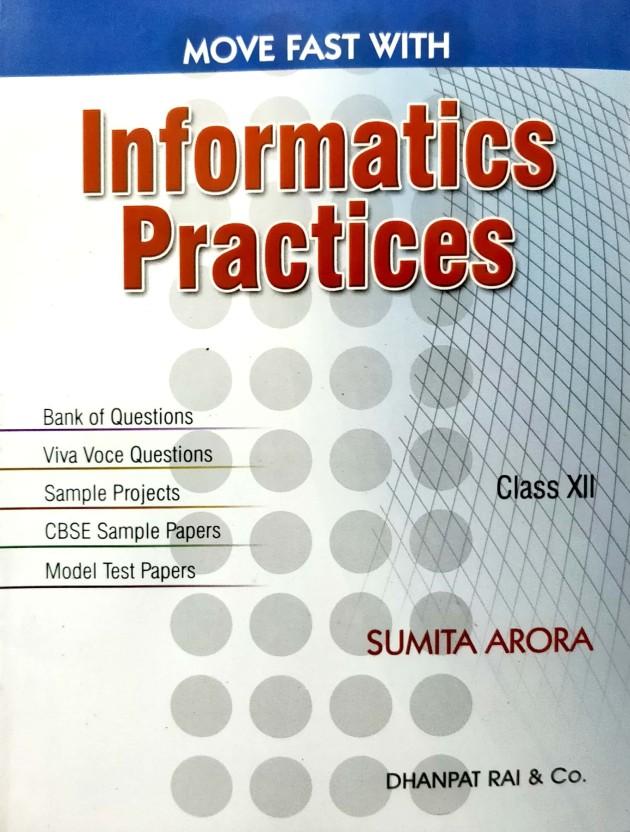 SUMITA ARORA INFORMATICS PRACTICES CLASS 11 PDF