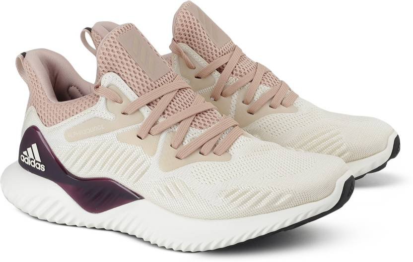 82a419594215b ADIDAS ALPHABOUNCE BEYOND W Running Shoes For Women - Buy ECRTIN ...