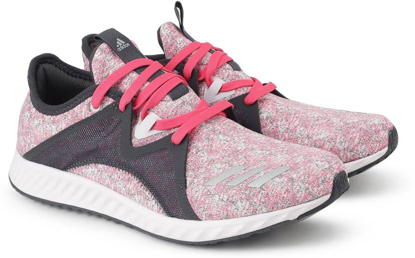 ADIDAS EDGE LUX 2 W Running Shoes For Women - Buy ORCTIN SILVMT ... 539142b3a
